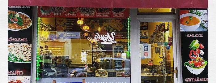 Güllü Lahmacun is one of Berlinfoodstories.