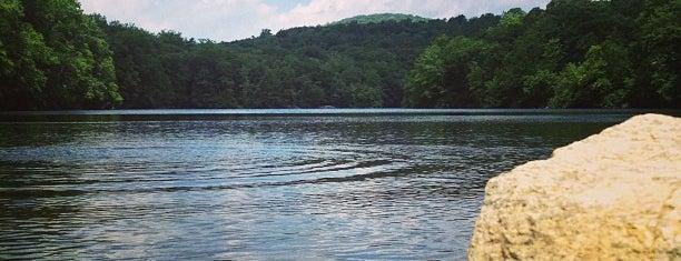 Ramapo Reservation Upper Lake is one of Sunday Funday.