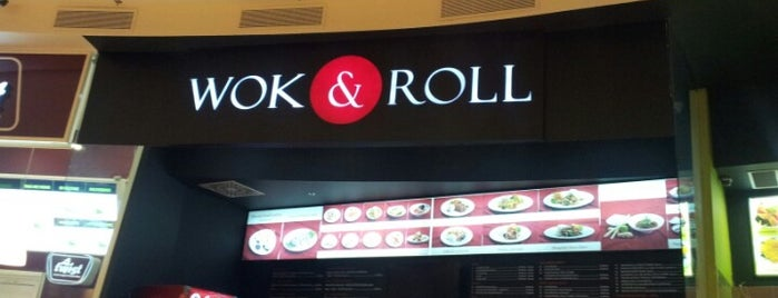 Wok & Roll is one of zagreb advent 2017.