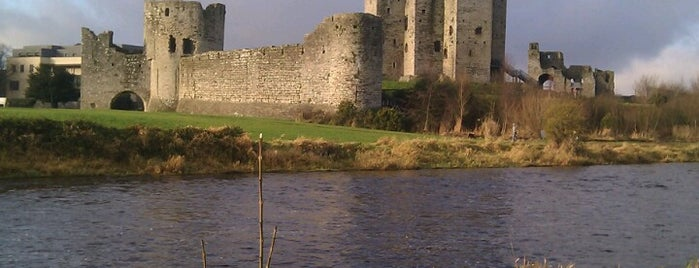 Trim Castle is one of Ireland.