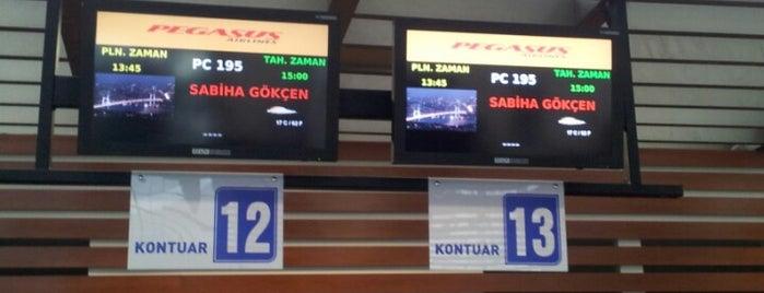 Elazığ Havalimanı (EZS) is one of Airports in Turkey.