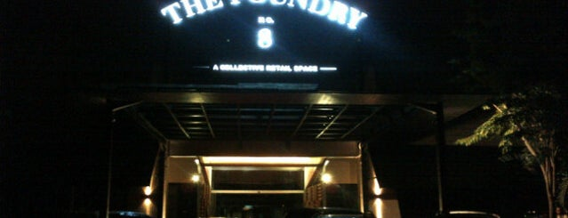The Foundry no. 8 is one of Djakarta, ID..