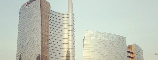 Современные деловые кварталы в Европе