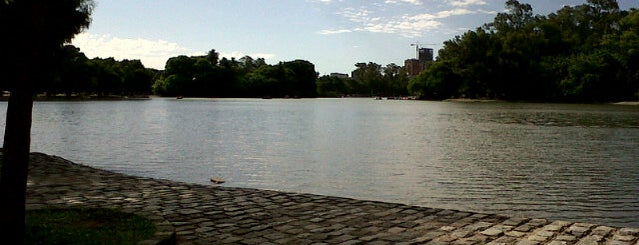 Lagos de Palermo is one of Capital Federal (AR).