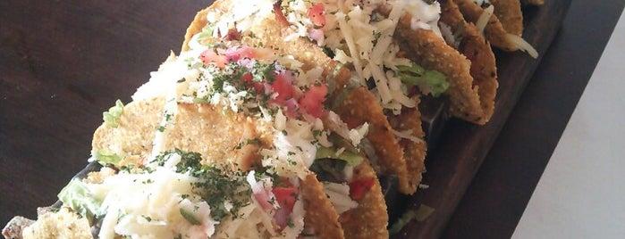 DF Restaurante Mexicano is one of Buenos Aires sin gluten.