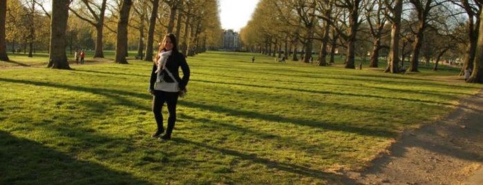Green Park is one of Lieux qui ont plu à Dani.