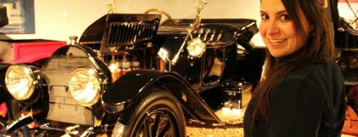 National Automobile Museum is one of Lugares favoritos de Dani.