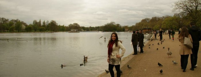 Hyde Park is one of Locais curtidos por Dani.