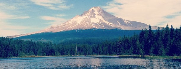 Mt Hood National Forest is one of Oregon - The Beaver State (2/2).