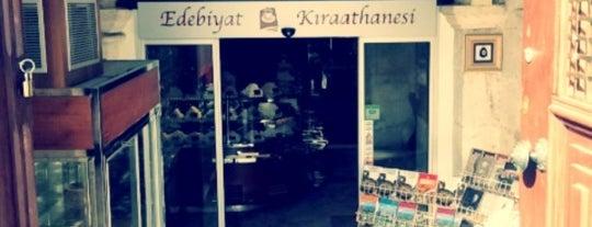Edebiyat Kıraathanesi is one of Des was here!.