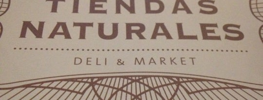 Tiendas Naturales Deli & Market is one of Tea Time.