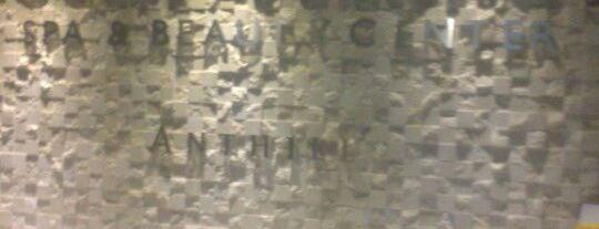 Comfort Zone Spa Anthill Residance is one of Naciye'nin Kaydettiği Mekanlar.