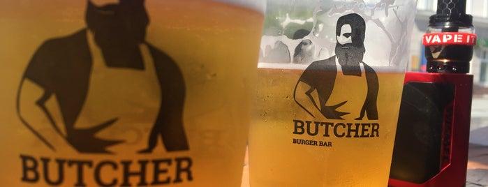 Butcher Burger Bar is one of Nizhny Novgorod.