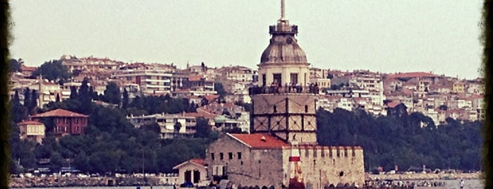 Kız Kulesi is one of The Best Restaurants in Istanbul.