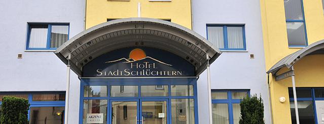 AKZENT Hotel Stadt Schlüchtern is one of AKZENT Hotels e.V..