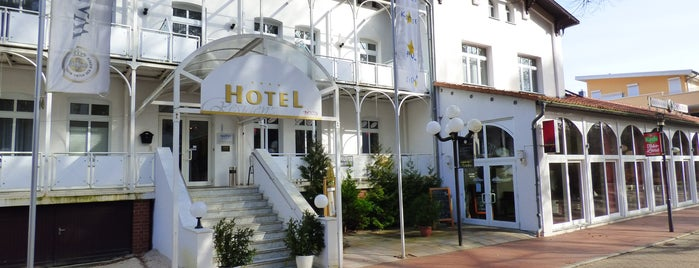 AKZENT Hotel Residenz is one of AKZENT Hotels e.V..