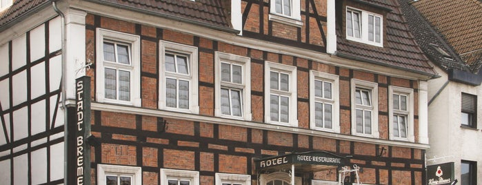 AKZENT Hotel Stadt Bremen is one of AKZENT Hotels e.V..