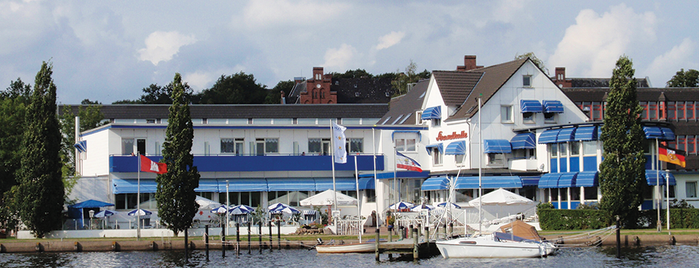 AKZENT Hotel Strandhalle is one of AKZENT Hotels e.V..