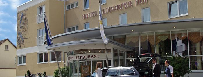 AKZENT Hotel Altdorfer Hof is one of AKZENT Hotels e.V..