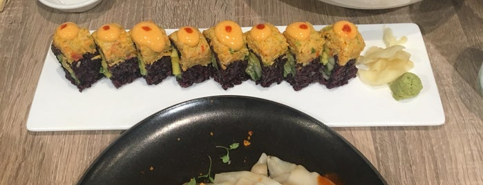 Beyond Sushi is one of Vegan.