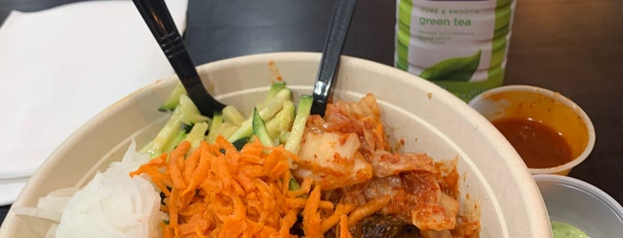 Gogi Grill is one of New New Lunch.