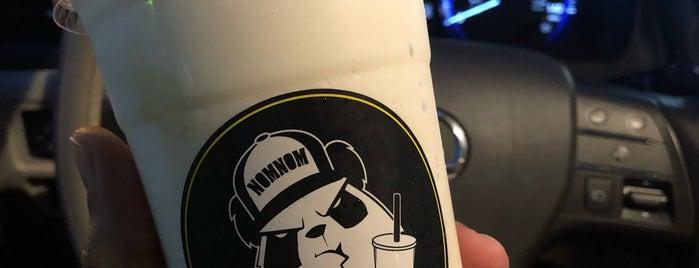 Factory Tea Bar is one of Ryan : понравившиеся места.