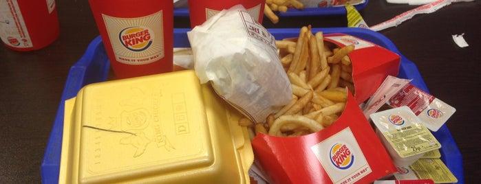 Burger King is one of Lugares favoritos de Gökçe.