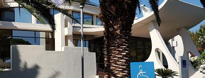 Hotel Novotel La Grande Motte Golf is one of Hotspots Wifi Orange - Vacances.