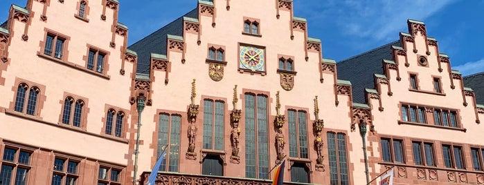 Römerberg is one of Tempat yang Disukai Kate.