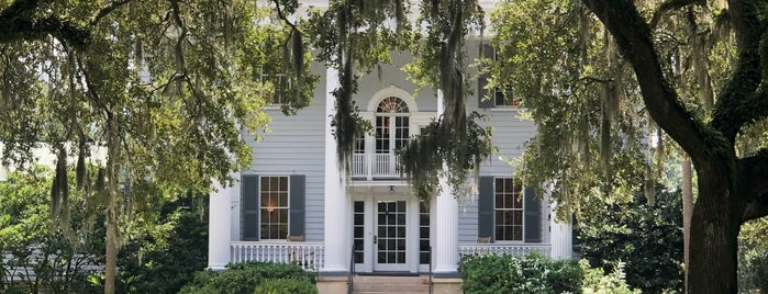 McLeod Plantation is one of SOUTH EAST ROAD TRIP.