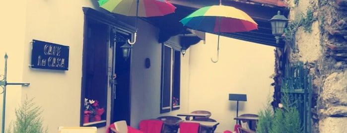 Cafe La Casa is one of Locais curtidos por UFuK•ॐ.