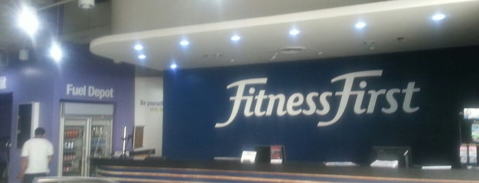 Fitness First is one of Posti che sono piaciuti a Genie.