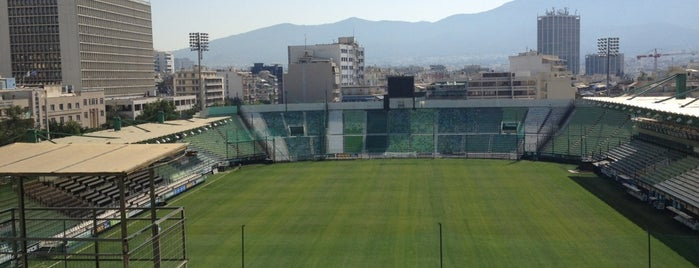 Apostolos Nikolaidis Stadium is one of Grécia.