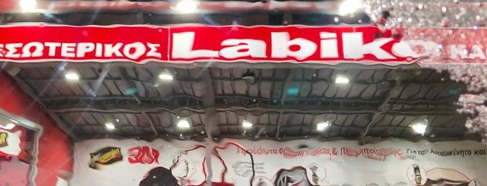 Κάντο Labiko is one of Locais curtidos por Dimitris.