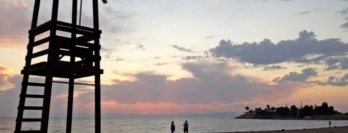 Glyfada Beach is one of Beaches in Athens.