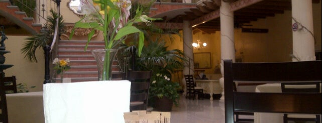 Hotel Villa Las Margaritas is one of Orte, die Karen gefallen.