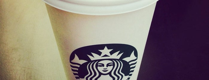 Starbucks is one of Chile!.