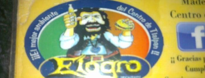 El Ogro is one of Dónde ir.