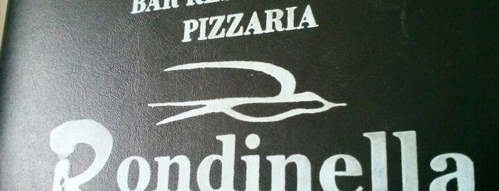 Rondinella Bar, Restaurante e Pizza is one of Orte, die João Paulo gefallen.
