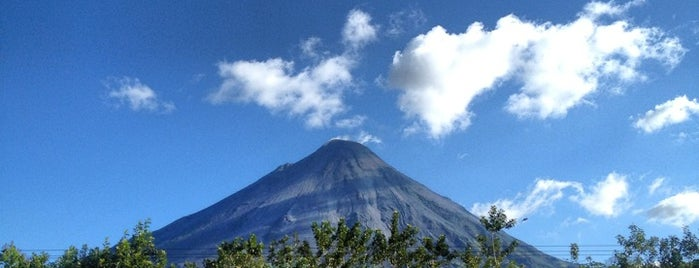 Volcán Arenal is one of My Favorite Places.