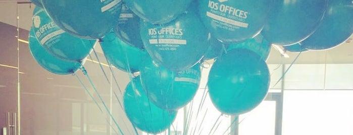 IOS Offices Punto Sur is one of Chris'in Beğendiği Mekanlar.