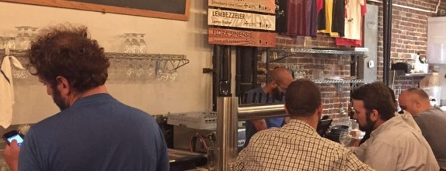 Crime & Punishment Brewing Co. is one of Pope-Inspired Philly Eats.