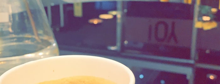 YO! Coffee is one of Gespeicherte Orte von Queen.