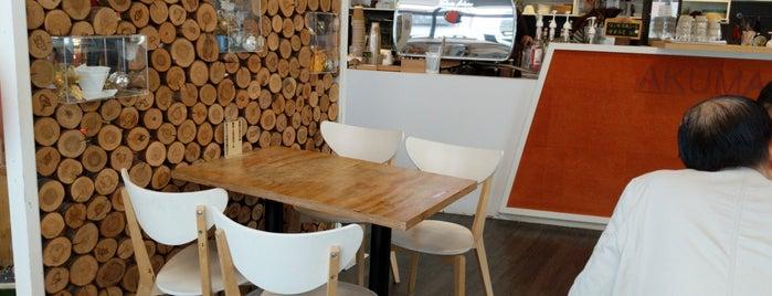 AKUMA CAFE II is one of Tempat yang Disukai Josh.