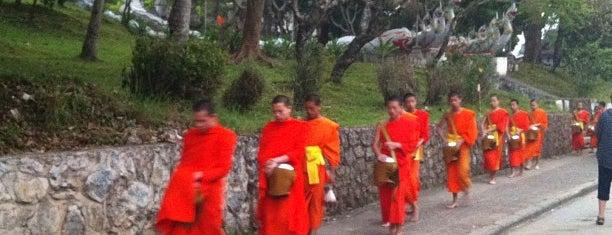 Luang Prabang City is one of Tempat yang Disukai Alyssa.