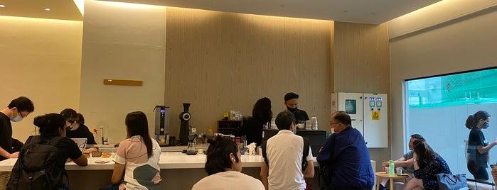 Kurasu is one of Best Expresso In Singapore #coffee.