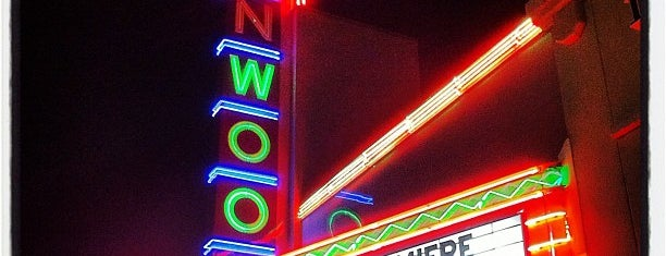 Inwood Theatre is one of To Try - DFW Area.