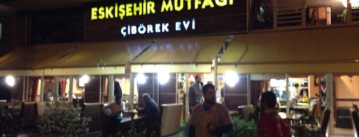 Eskişehir Çibörek Evi is one of 🆉🅴🆈🅽🅴🅻さんの保存済みスポット.