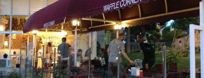 Waffle Corner is one of Gurme Ankara.