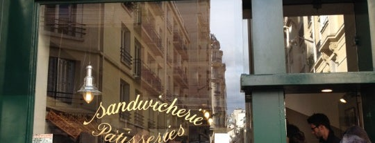 Bagels & Brownies is one of Paris.
